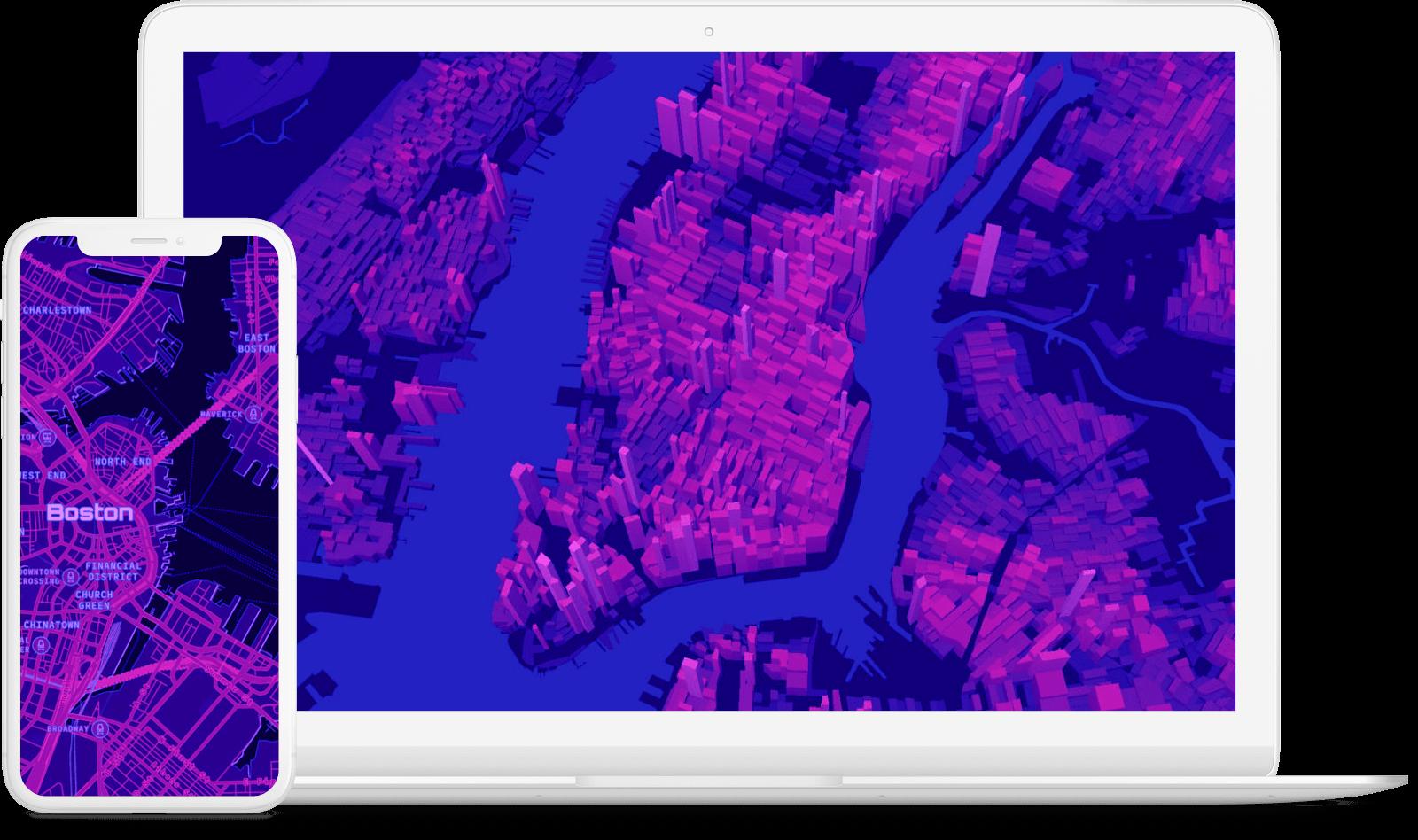 GruntiMaps | Free Map Server & API