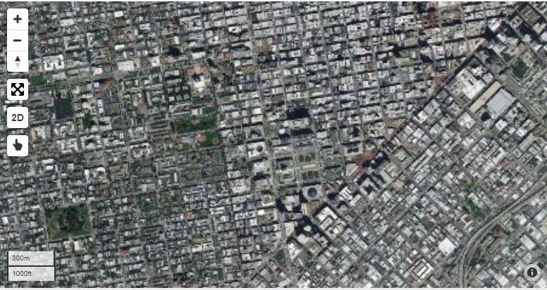 Raster Maps in GruntiMaps - Gruntimaps | Free Map Server & API